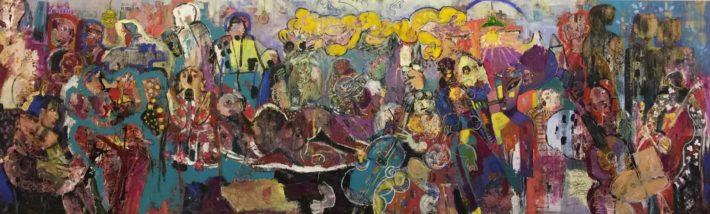 ArtsMart - Buy Egyptian Contemporary art online
